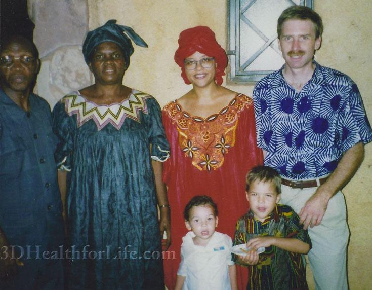Fam in Mali-June 1996